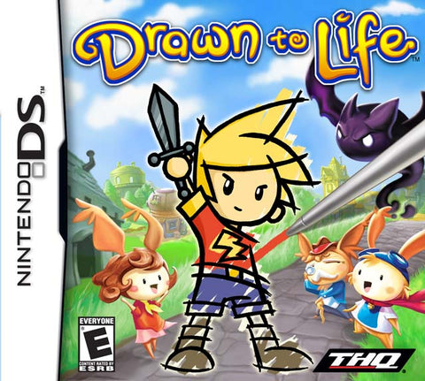 Drawn to Life - Nintendo DS