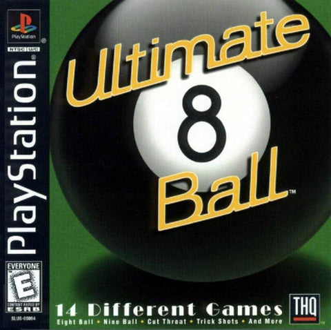 Ultimate 8 Ball - PlayStation