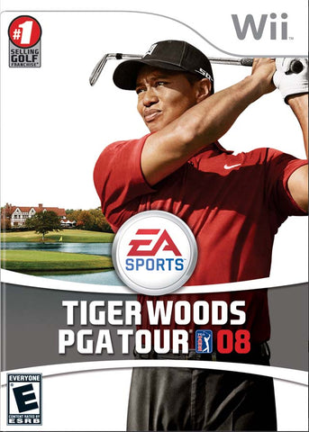 Tiger Woods PGA Tour 08 - Nintendo Wii [NEW]