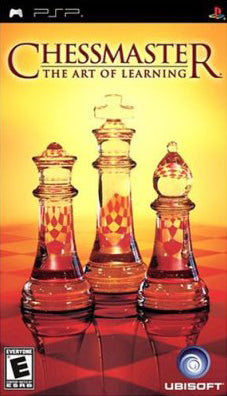 Chessmaster: The Art of Learning - PSP