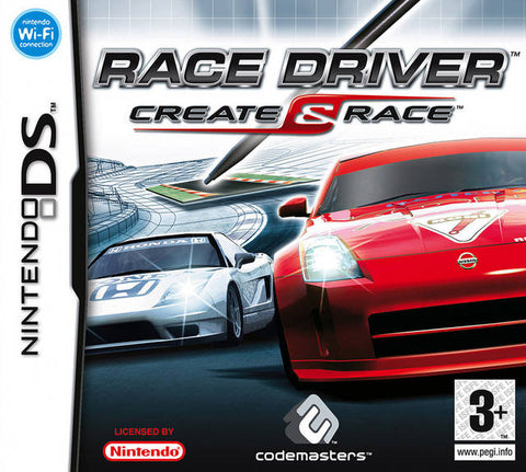 Race Driver: Create & Race - Nintendo DS