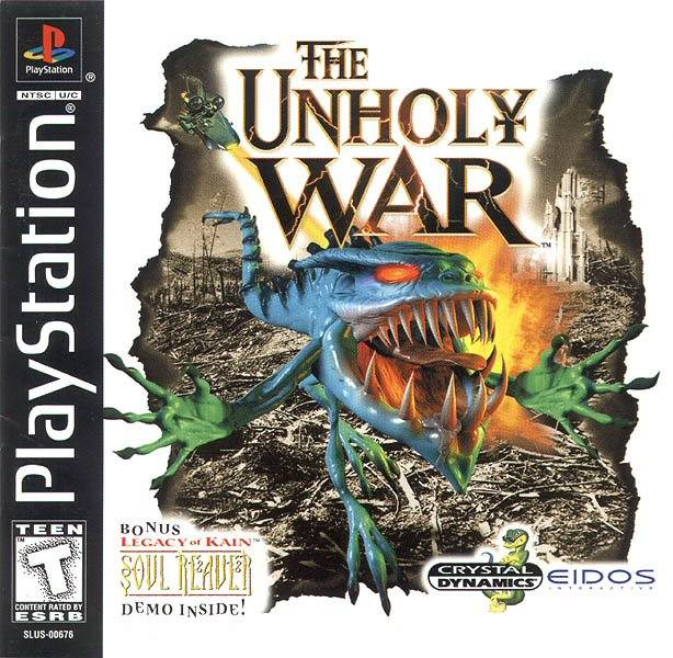 The Unholy War - PlayStation