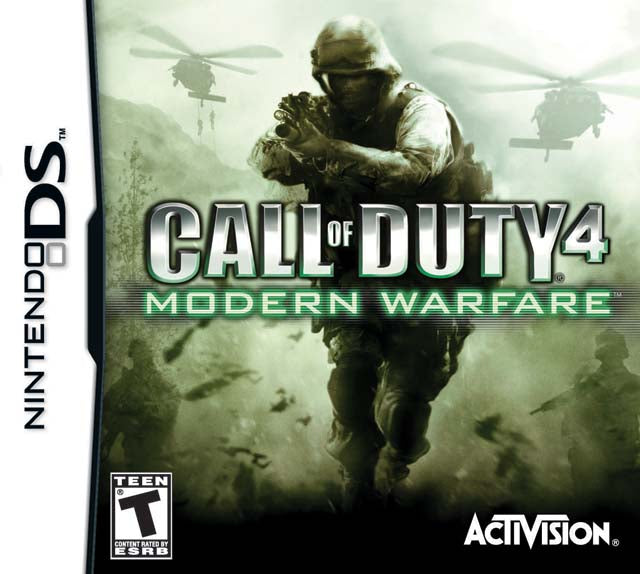 Call of Duty 4: Modern Warfare - Nintendo DS