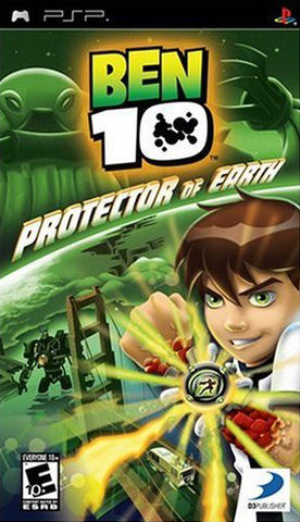 Ben 10: Protector of Earth - PSP