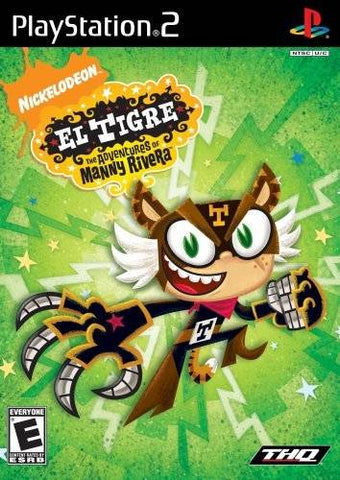 El Tigre: The Adventures of Manny Rivera - PlayStation 2