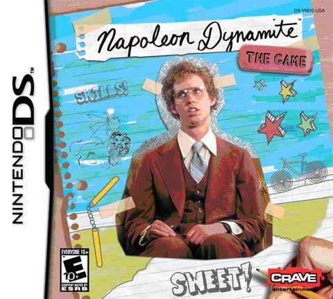 Napoleon Dynamite: The Game - Nintendo DS