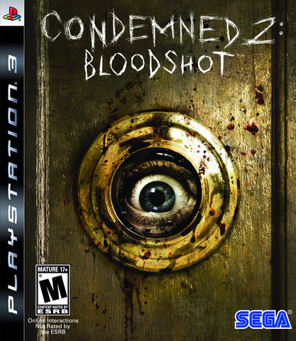 Condemned 2: Bloodshot - PlayStation 3