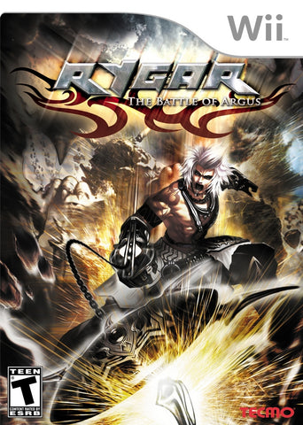 Rygar: The Battle of Argus - Nintendo Wii [USED]