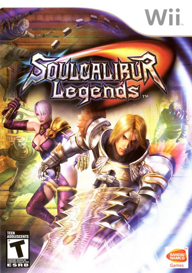 SoulCalibur Legends - Nintendo Wii [USED]