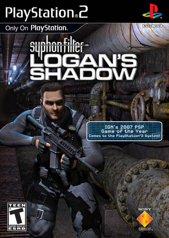 Syphon Filter: Logan's Shadow - PlayStation 2