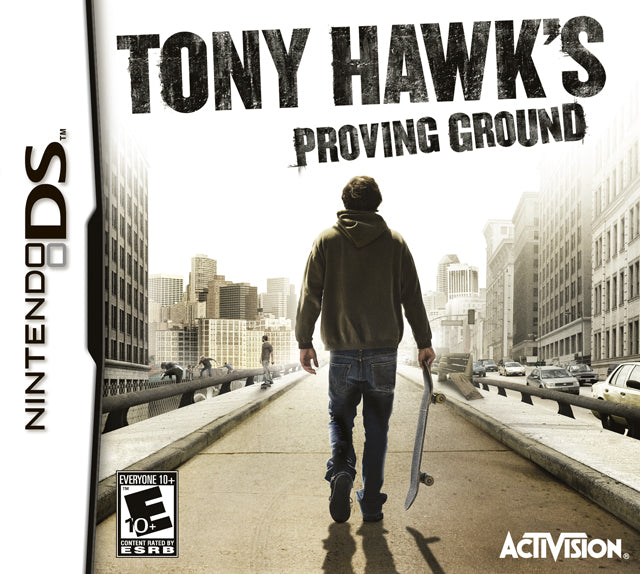 Tony Hawk's Proving Ground - Nintendo DS