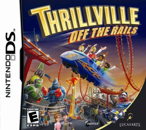 Thrillville: Off the Rails - Nintendo DS
