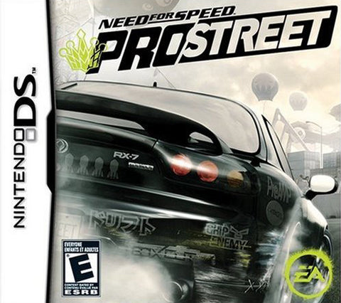 Need for Speed ProStreet - Nintendo DS