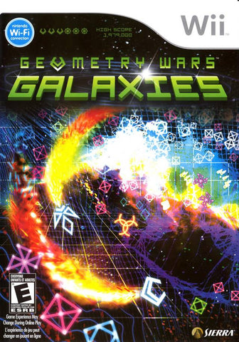 Geometry Wars: Galaxies - Nintendo Wii [USED]