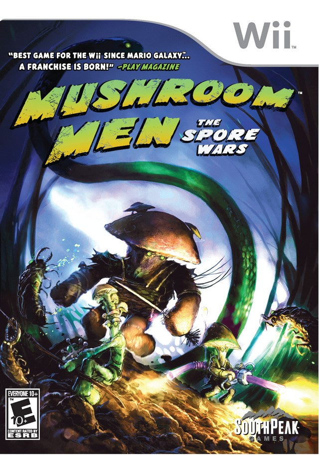 Mushroom Men: The Spore Wars - Nintendo Wii [USED]