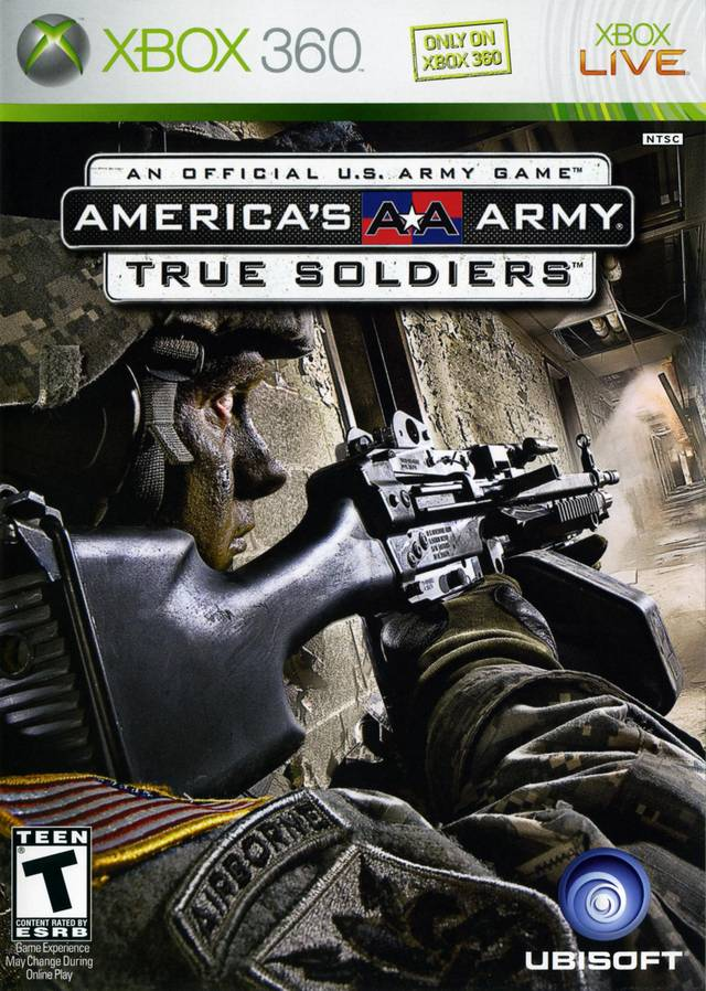 America's Army: True Soldiers - Xbox 360