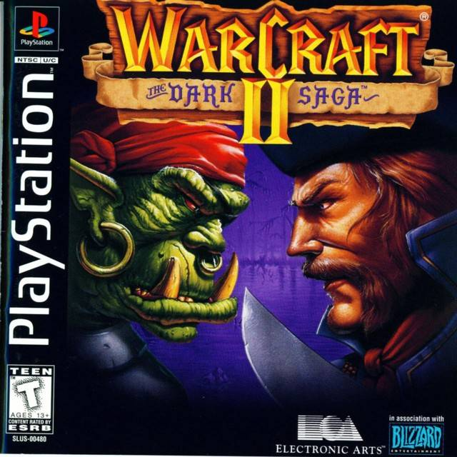 Warcraft II: The Dark Saga - PlayStation