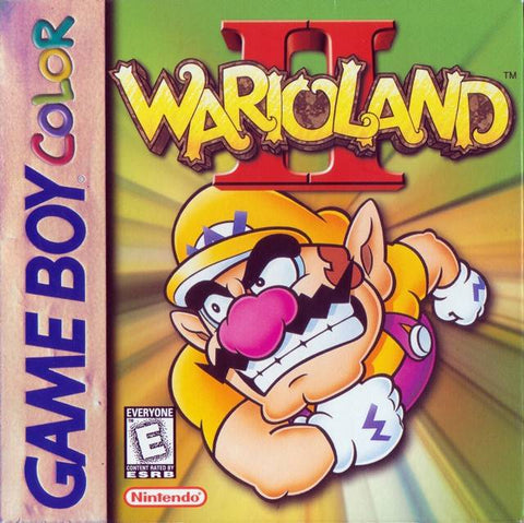 Wario Land II - Game Boy Color [USED]