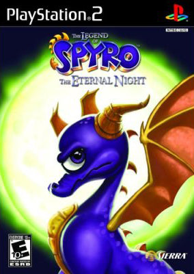 The Legend of Spyro: The Eternal Night - PlayStation 2