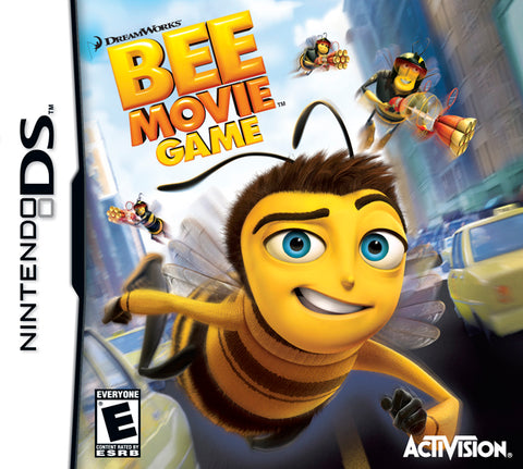 Bee Movie Game - Nintendo DS