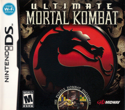 Ultimate Mortal Kombat - Nintendo DS