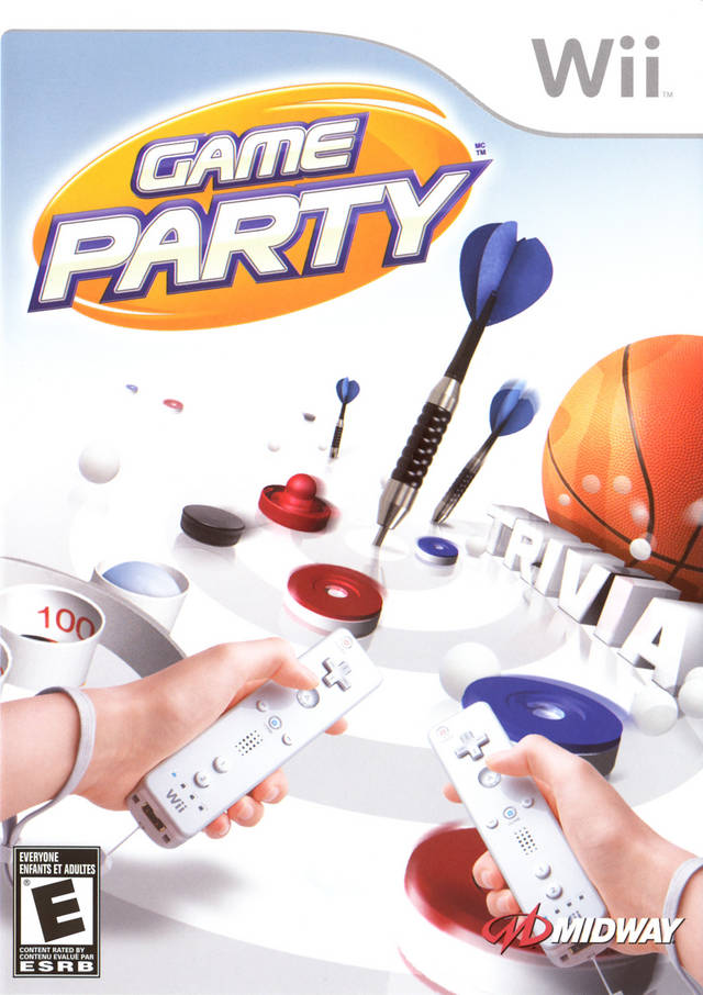 Game Party - Nintendo Wii [USED]