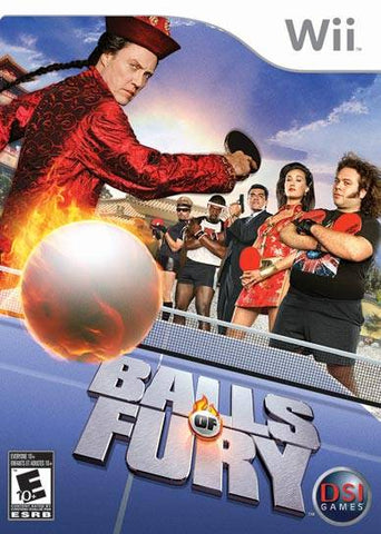 Balls of Fury - Nintendo Wii [USED]