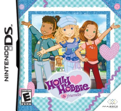 Holly Hobbie & Friends - Nintendo DS