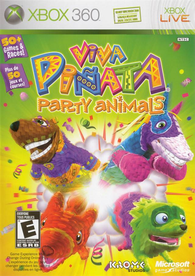Viva Pinata: Party Animals - Xbox 360