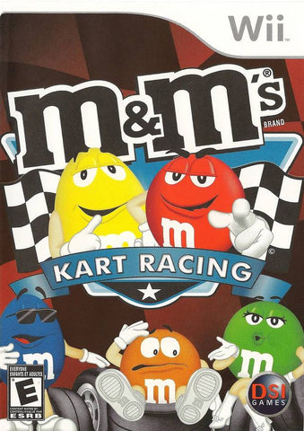 M&M's Kart Racing - Nintendo Wii [USED]