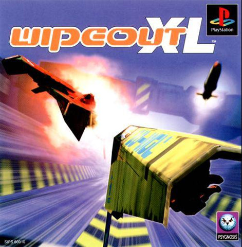 Wipeout XL - PlayStation (Japan)