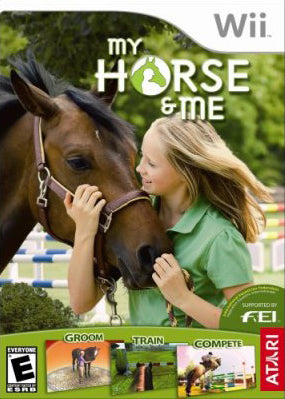 My Horse & Me - Nintendo Wii [USED]