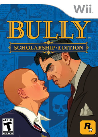 Bully: Scholarship Edition - Nintendo Wii [USED]