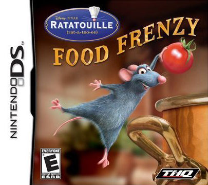 Disney/Pixar Ratatouille: Food Frenzy - Nintendo DS