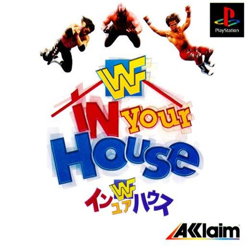 WWF In Your House - PlayStation (Japan)