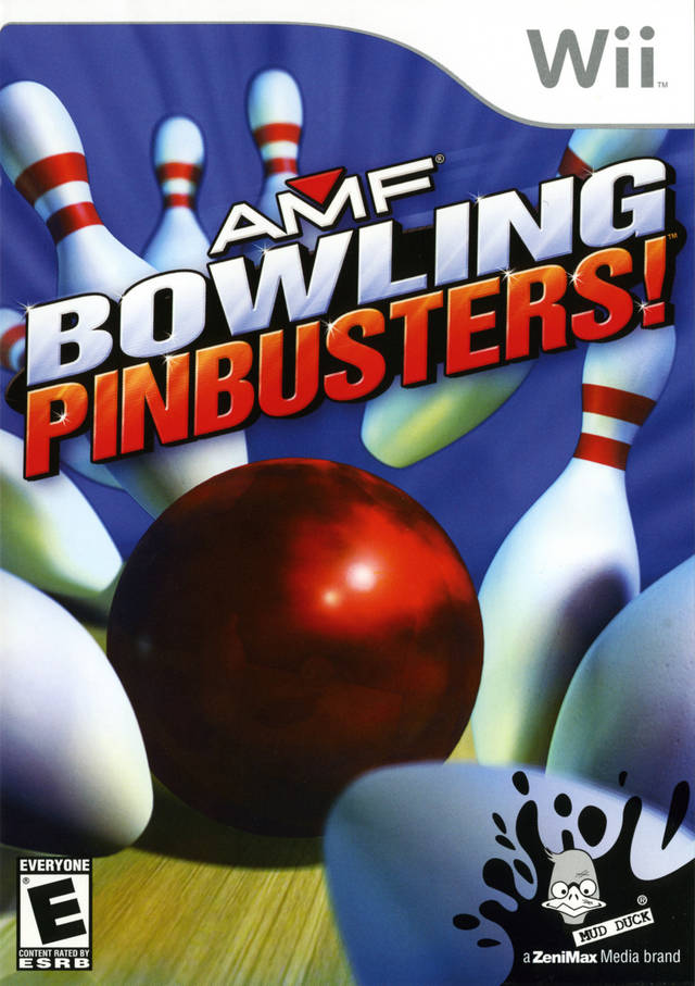 AMF Bowling Pinbusters! - Nintendo Wii [USED]