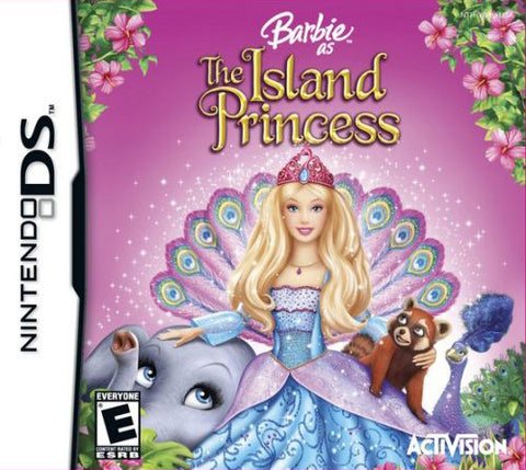 Barbie as The Island Princess - Nintendo DS