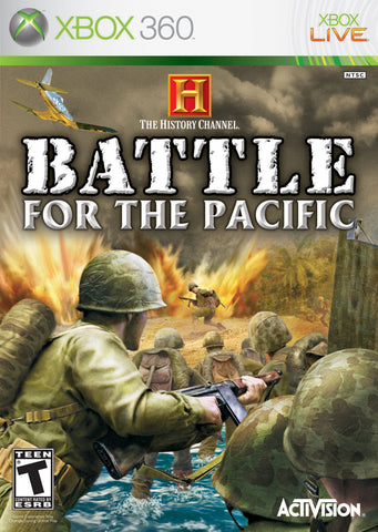The History Channel: Battle for the Pacific - Xbox 360