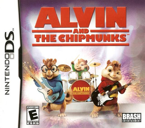 Alvin and the Chipmunks - Nintendo DS
