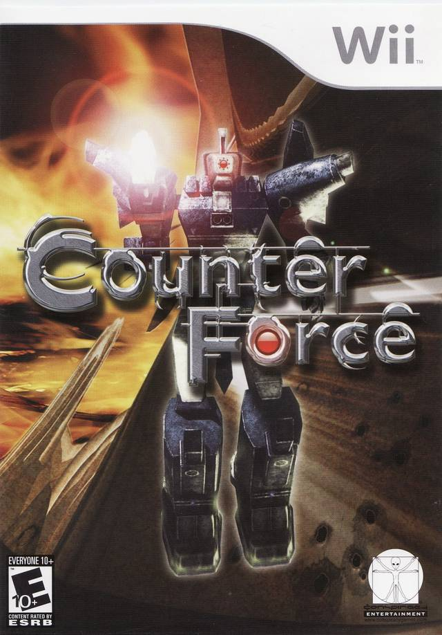 Counter Force - Nintendo Wii [USED]