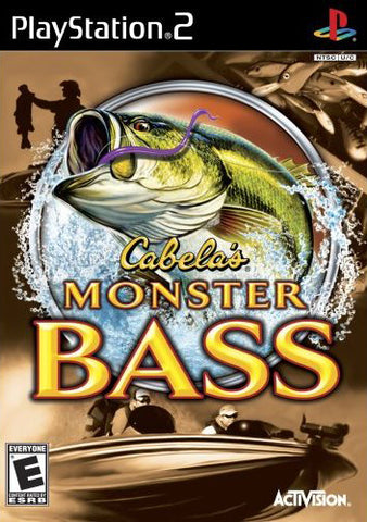 Cabela's Monster Bass - PlayStation 2