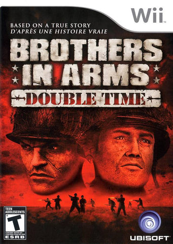 Brothers in Arms: Double Time - Nintendo Wii [NEW]