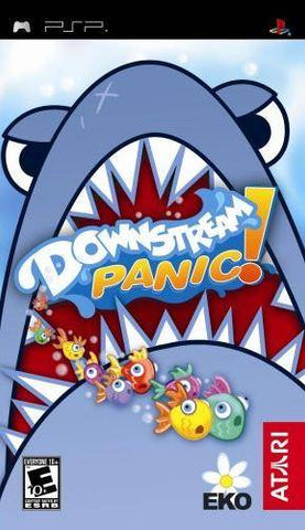 Downstream Panic! - PSP