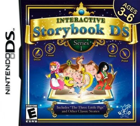 Interactive Storybook DS: Series 1 - Nintendo DS