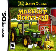 John Deere: Harvest in the Heartland - Nintendo DS