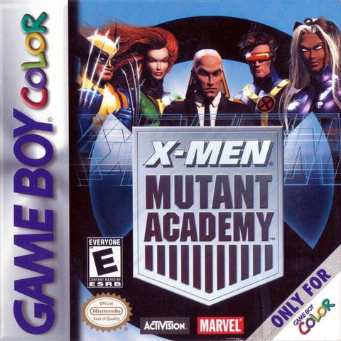 X-Men: Mutant Academy - Game Boy Color [USED]