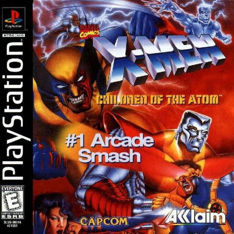 X-Men: Children of the Atom - PlayStation