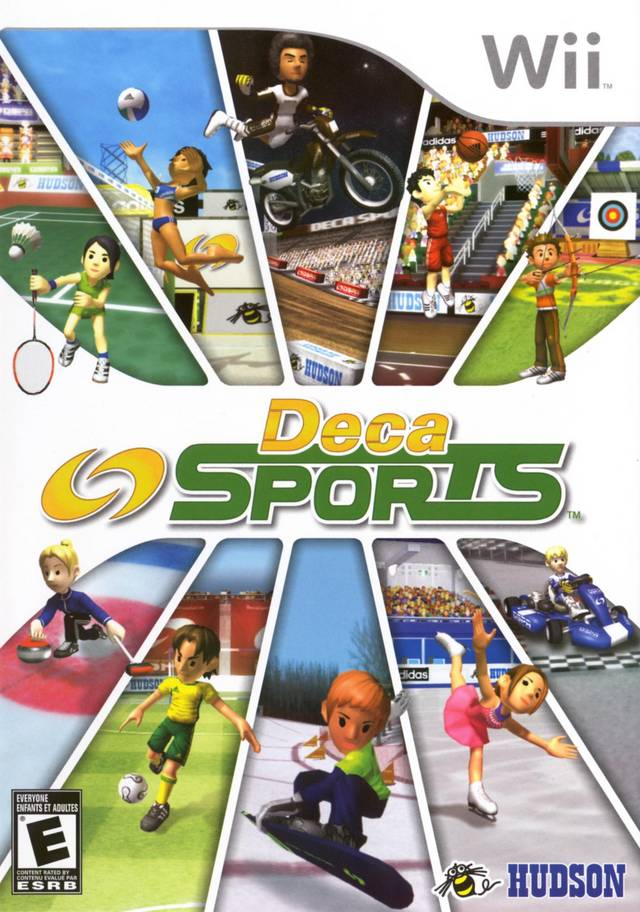 Deca Sports - Nintendo Wii [USED]