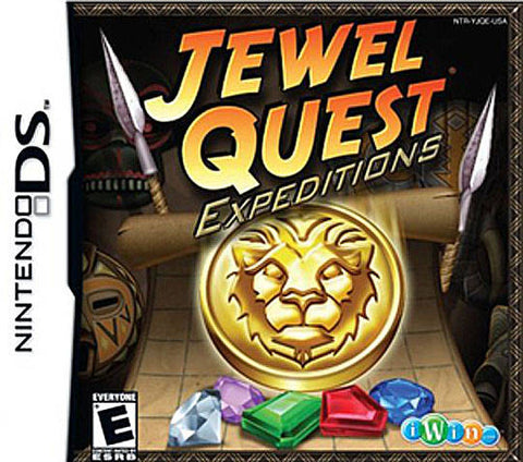 Jewel Quest: Expeditions - Nintendo DS