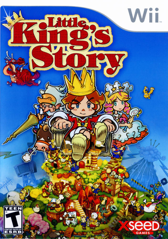 Little King's Story - Nintendo Wii [USED]